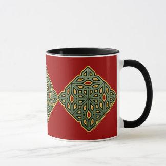 Irish Knotwork Chritsmas Mugs