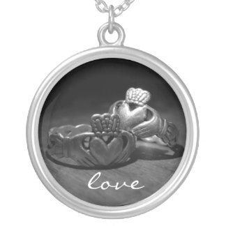 Irish Love Necklace