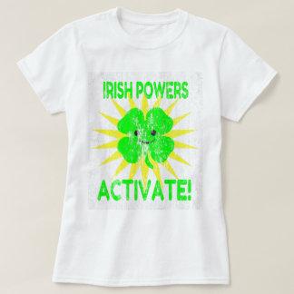 Irish Powers Activate DS T-Shirt
