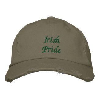 Irish Pride Embroidered Cap / Hat