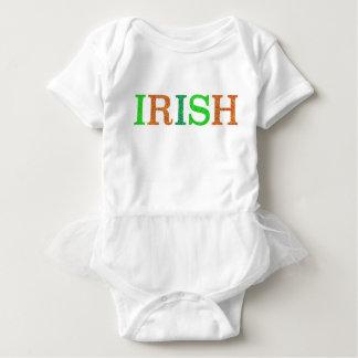 IRISH Pride Tutu Baby Bodysuit