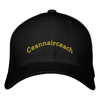 IRISH REBEL: Embroidered Hat
