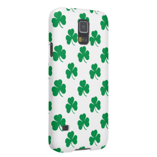 Irish Shamrock Pattern Galaxy S5 Case