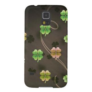 Irish Shamrocks Galaxy S5 Cases