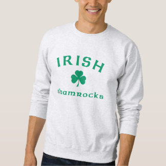 Irish Shamrocks Sweatshirt