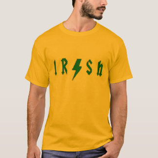 IRISH SHORT SLEEVE SHIRT GREEN