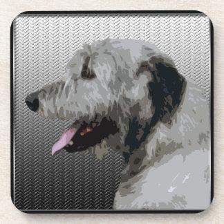 Irish Wolfhound Coaster