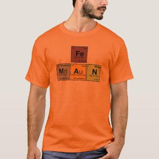 iron [Fe] man T-Shirt
