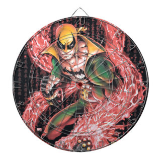 Iron Fist Chi Dragon Dartboard