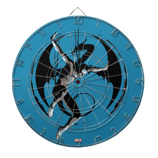 Iron Fist Dragon Landing Dartboard