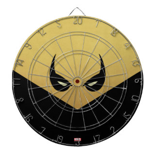 Iron Fist Mask Dartboard