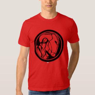 Iron Man Profile Logo Shirt