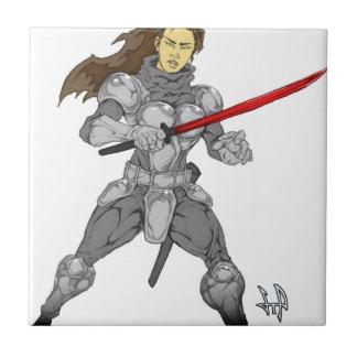 Iron Will Maiden Sylvia Tile