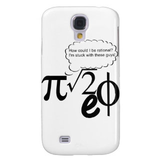 Irrational Buddies Galaxy S4 Case