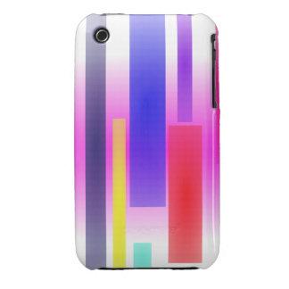 Irregular Stripes iPhone 3 Case-Mate Cases