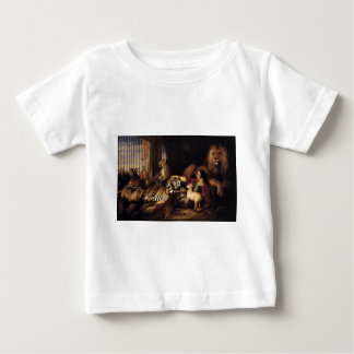 Isaac van Amburgh and his Animals by Edwin Henry L Baby T-Shirt