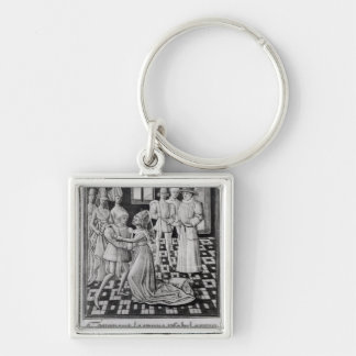 Isabella of France, Queen of England Key Ring