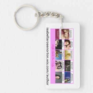 Isabella Rose Norton Key chain