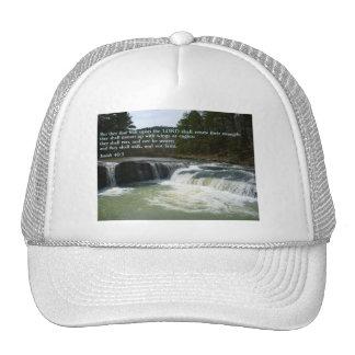Isaiah 40:3 Waterfall Cap