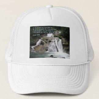 Isaiah 41:10  Waterfall Trucker Hat