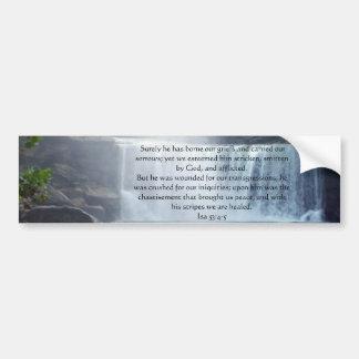 Isaiah 53 Collection Bumper Sticker