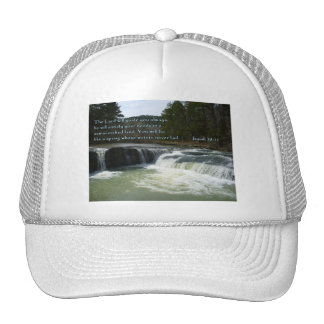 Isaiah 58:11 Waterfall Cap