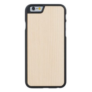 CARVED® MAPLE iPhone 6 CASE