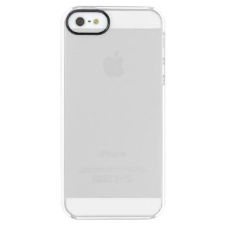 CLEAR iPhone SE/5/5s CASE