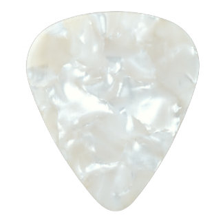 PEARL CELLULOID GUITAR PICK