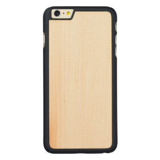 CARVED® MAPLE iPhone 6 PLUS CASE