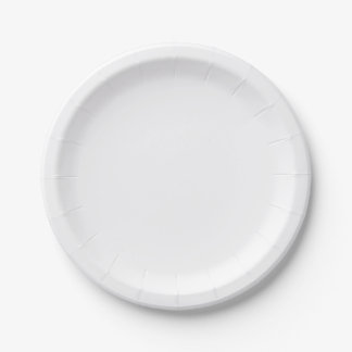 7 INCH PAPER PLATE