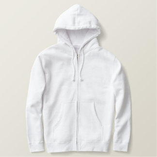 EMBROIDERED THERMAL HOODIE