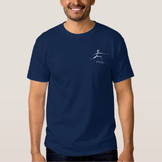 iShirts Fencing -FOIL- Dark Shirt