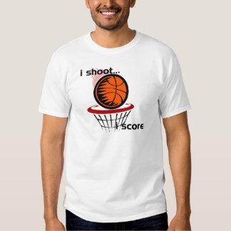 iShoot...iScore Shirts
