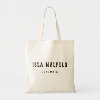 Isla Malpelo Colombia Tote Bag