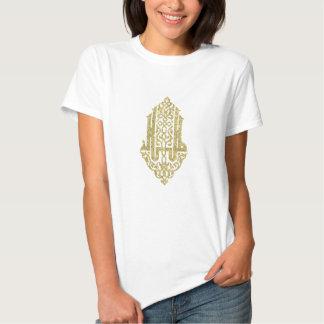 Islamic Calligraphy T Shirt