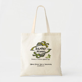 Island Adam Basic Tote Bag