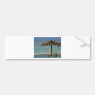 Island Dreaming Bumper Sticker
