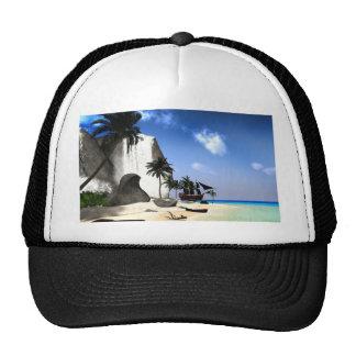 Island Mesh Hat