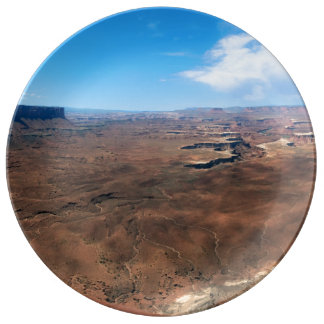 Island in the Sky Canyonlands National Park Utah Plate