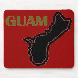 Island of Guam Mouse Pad