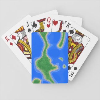 Island Playing Cards