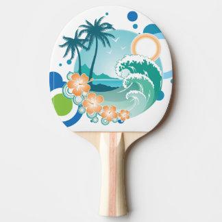 Island Surf  Ping Pong Paddle