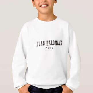 Islas Palomino Peru Sweatshirt