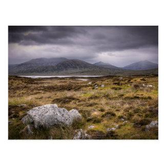Isle of Uist Landscape Postcard