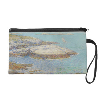 Isles of Shoals, 1899 (oil on canvas) Wristlet