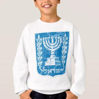 Israel Coat Of Arms Sweatshirt