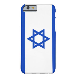 Israel Flag Barely There iPhone 6 Case