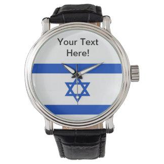 Israel Flag Watch