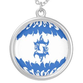 Israel Gnarly Flag Custom Necklace
